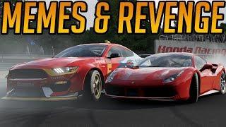 Forza 7 Smashes, Crashes, Memes & Revenge
