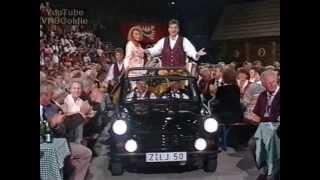 Die jungen Klostertaler - Trabi-Lied - 1991