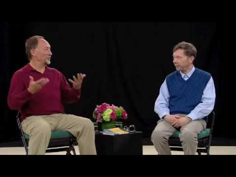 Eckart Tolle and Peter Russell on Meditation