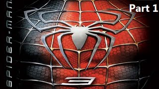 Spider-Man 3 (PSP) Part 1