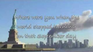Where Were You (When the World Stopped Turning) - Scotty McCreery