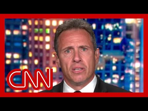 'Bullsh*t': CNN's Chris Cuomo couldn't hold back on live TV after ...
