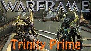 Warframe - Trinity Prime