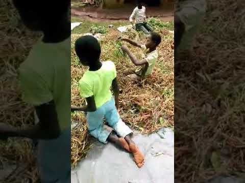 Blessed Children Labouring for Jesus in Moi's Bridge Kenya