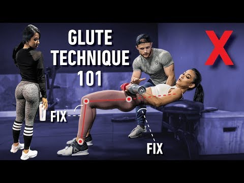 How To Build Great Glutes with Perfect Hip Thrust Technique (Fix Mistakes!)