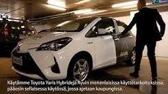 Kokemuksia Toyota Hybrideistä: Yaris Hybrid