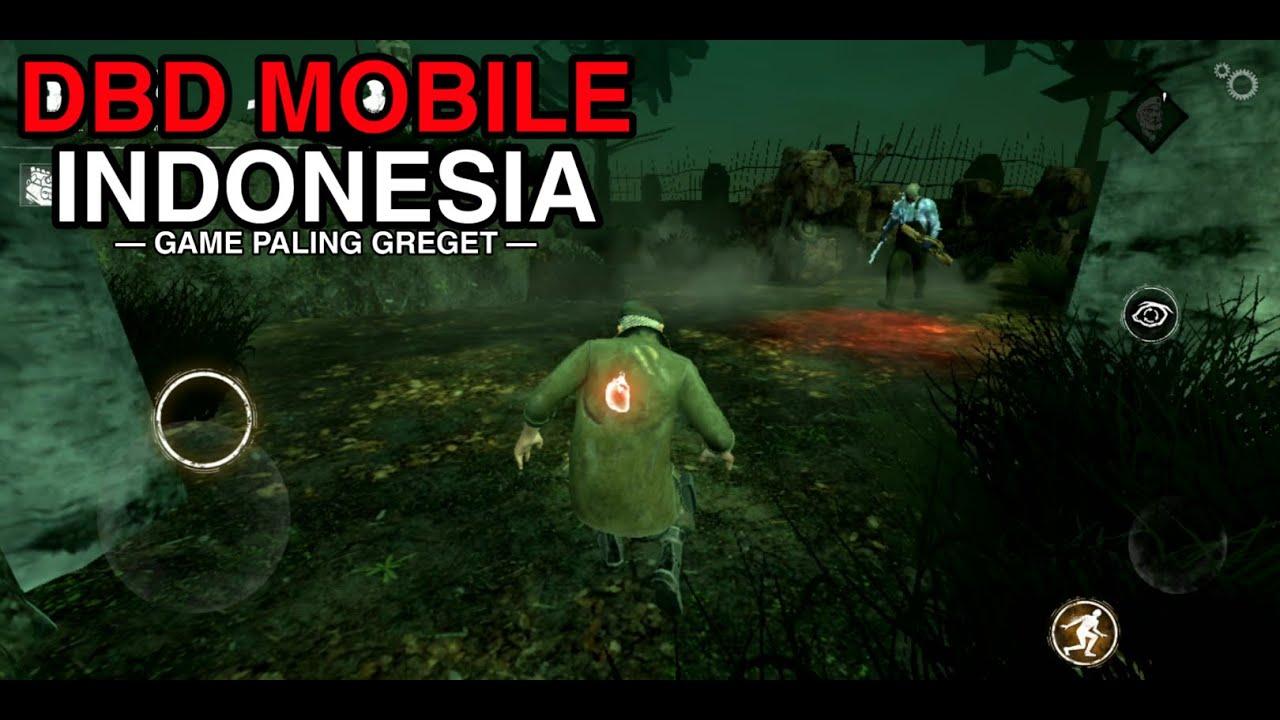 GAME PALING GREGET AKHIRNYA RILIS JUGA !!!! | DEAD BY DAYLIGHT MOBILE INDONESIA