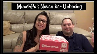 Munchpak Unboxing | Tasting Snacks From Around The World