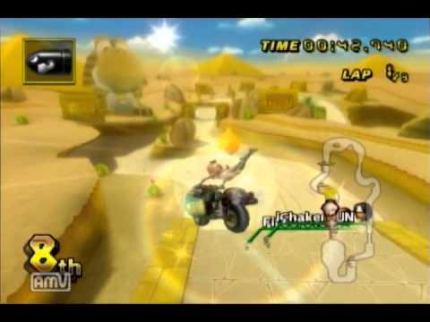 【MKW】Wiimmfi世界VS 6 2015/01/02