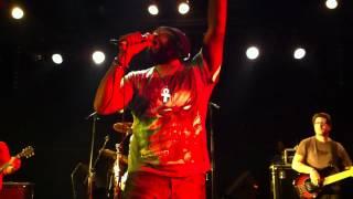 FANTAN MOJAH Rasta got soul LIVE Paris 2012