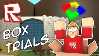 ESCAPE THE BOX!! Roblox