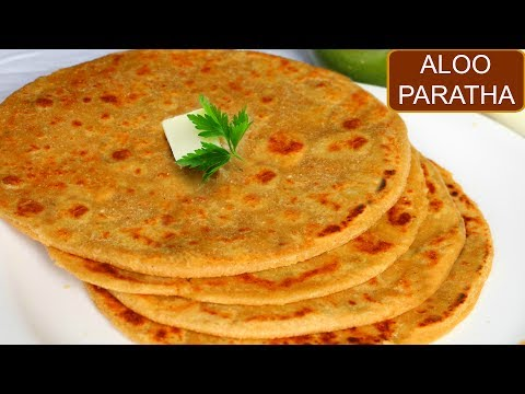 दिल्ली के मशहूर आलू पराठा | Aloo Paratha Recipe in Hindi | CookWithNisha