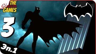 Прохождение BATMAN: Эпизод Первый #3 ➤ БОЙНЯ В ДОКАХ