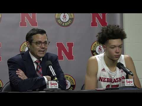 HOL HD: Tim Miles, Isaiah Roby Maryland Post Game
