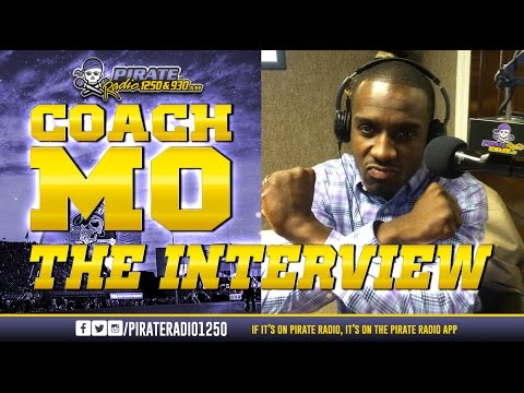 Pirate Radio Live @ Five - ECU Football Head Coach Scottie Montgomery Interview