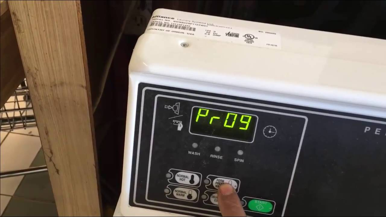 Speed Queen Washer Price Change Youtube