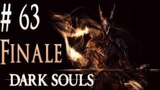 Dark Souls Walkthrough ITA Parte 63 -  FINALE - Gwyn Lord dei Tizzoni Boss Battle