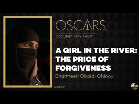 A GIRL In The River  - The Price of Forgiveness