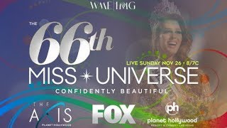 Miss Universe 2017 Live