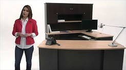 Merritt U-Shape Desk