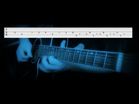 Game of Thrones - Theme (Guitar Cover + Easy Tutorial + Tab) thumbnail