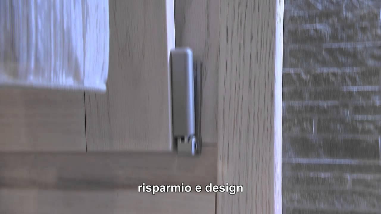 Guida per realizzare la tua casa gli infissi youtube for Lops arredi distretto del design trezzano