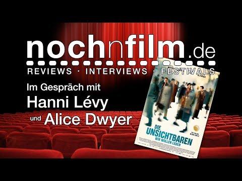 Im Gespräch mit Hanni Lévy und Alice Dwyer | Die Unsichtbaren – Wir wollen leben | Interview