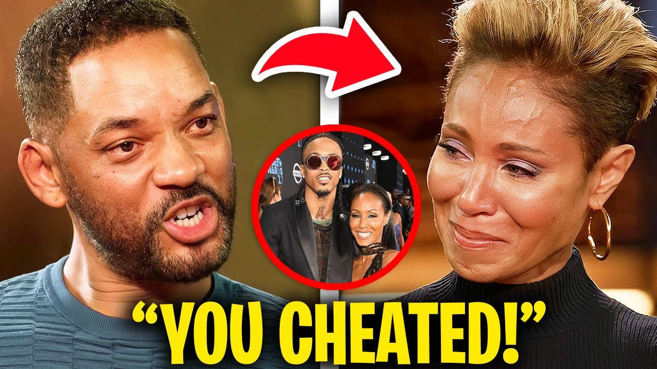 Will Smith Reveals Details of His Open Marriage With Jada Pinkett ...