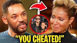 Will Smith FINALLY REVEALS The Truth About Jada Pinkett Smith's Entanglement