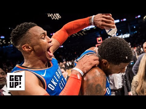 Paul George has found a long-term home with OKC - Jalen Rose | Get Up!