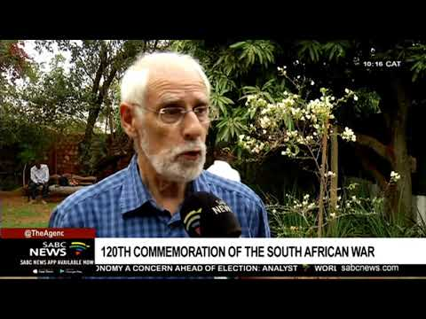 120th Commemoration Of The South African War