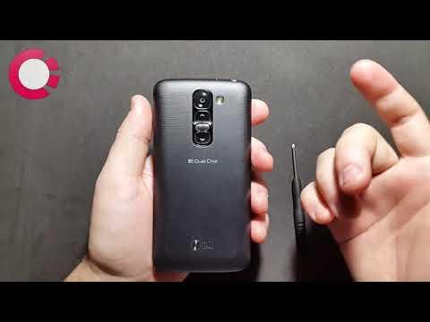 LG G2 Mini - Trocando Tela, Placa ou Câmera ( Desmontagem ) - Blackmobile.com.br