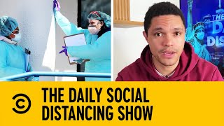 America Braces For Worst Coronavirus Week Yet | The Daily Show With Trevor Noah
