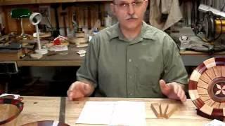 Segmented Bowls Part 1 - Designing