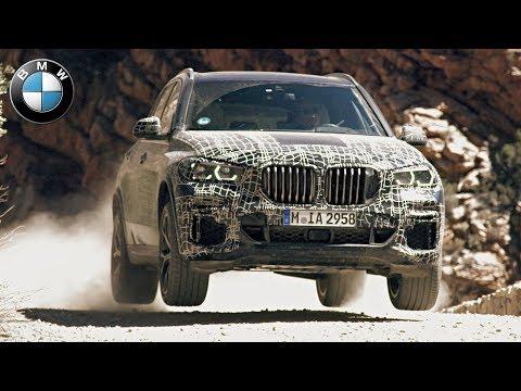 2019 BMW X5 Prototype Testing