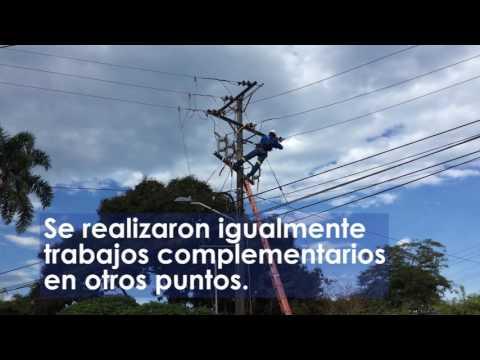 CELDA DE MEDIA TENSIÓN EN PLANTA DIESEL