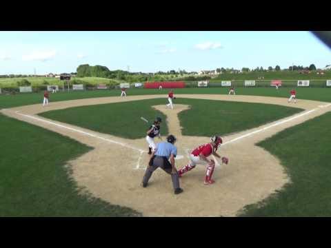 2017-07-16 - North Scott 3, Davenport Northwest 1 - 12u Little League