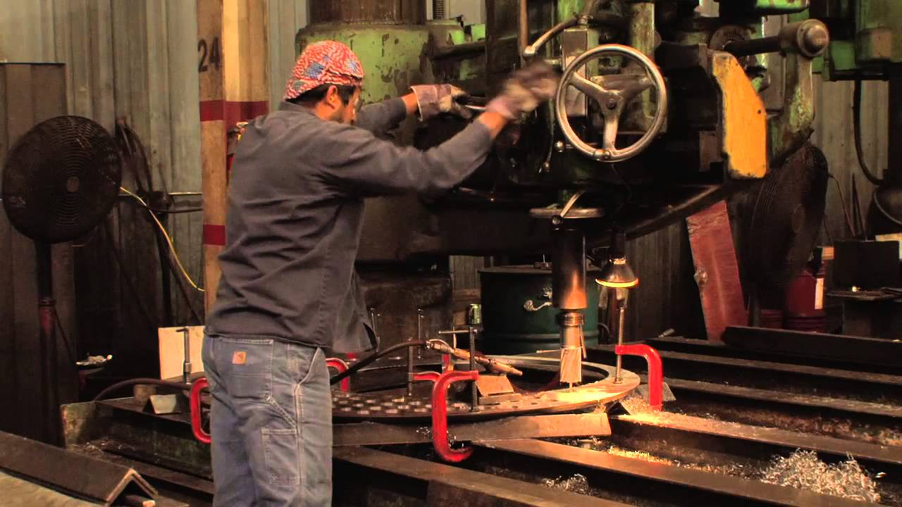 Industrial Boiler Manufacturing Plant Tour - YouTube