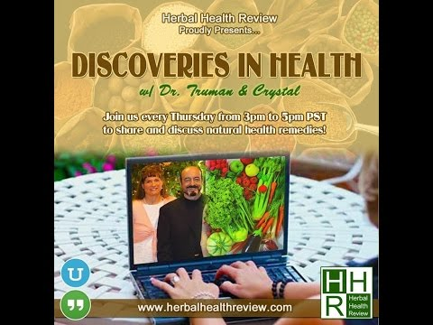 #Herbal Health Review Intro