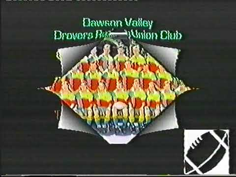 Dawson Valley Drovers 10 year video