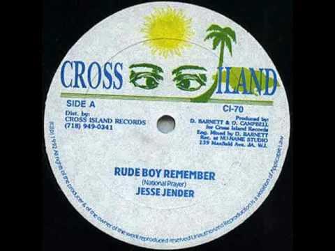 Jesse Jender - Rude Boy Remember