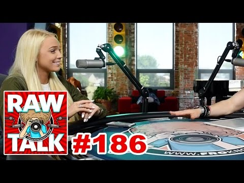 A 9 year old Wedding Photographer, Starting from scratch on YouTube,  a 10mp Toothbrush: RAWtalk 186