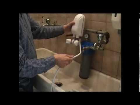 Scalda acqua dafi tutorial montaggio versione rubinetto youtube - Serpentina scaldabagno ...