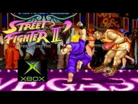 Street Fighter II': Hyper Fighting Playthrough (Xbox)