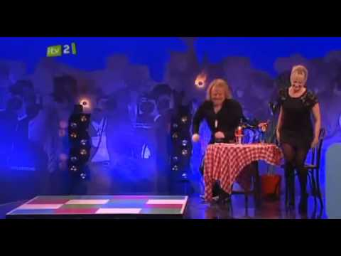 Celebrity Juice - Get your coat you've pulled.