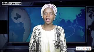 Mali: L'actualité du jour en Bambara (vidéo) Vendredi 7 juin 2019