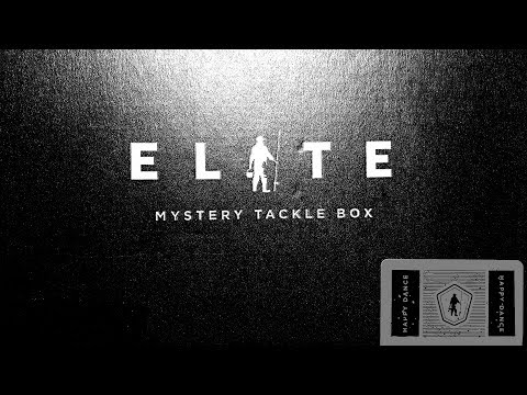 Mystery Tackle Box Elite Bass Dec 2018