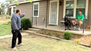 Home Invasion-porch Attack