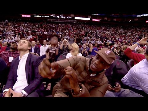 Travis Scott Bobblehead Night | Houston Rockets
