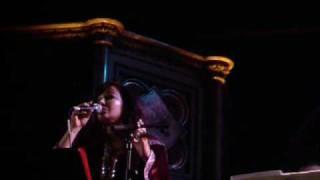 Natacha Atlas - Black is the colour - Live Union Chapel London